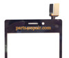 Touch Screen Digitizer for Sony Xperia M2 -Black