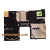 SIM Connector Flex Cable for HTC Desire 500 (Used)