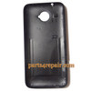 We can offer Back Cover for HTC Desire 601 Zara -Black