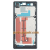 Front Housing Cover for Sony Xperia Z1S L39T -Black