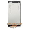We can offer Complete Screen Assembly for Sony Xperia C3 S55 -White