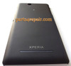 Back Cover with Side Keys for Sony Xperia C3 D2533 -Black from www.parts4repair.com