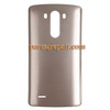 Back Cover for LG G3 D855 (for Europe) -Gold from www.parts4repair.com