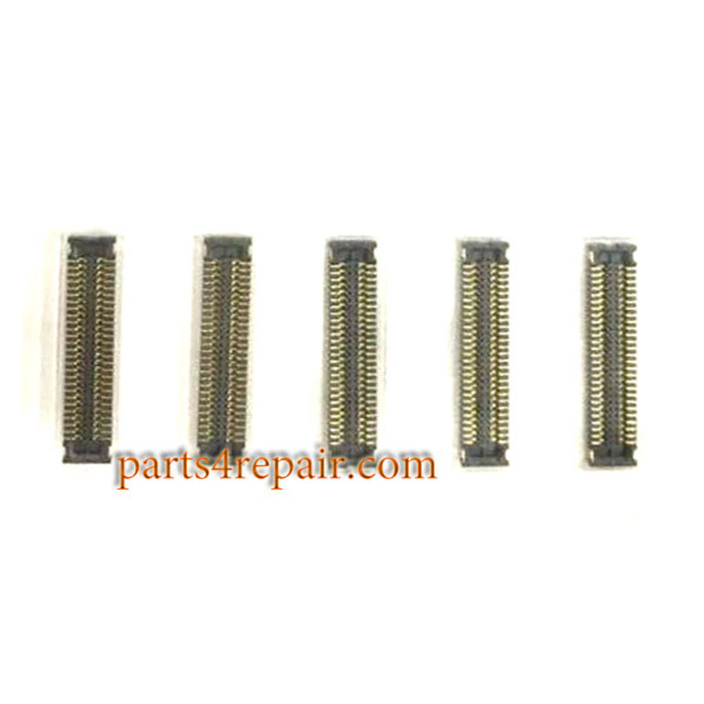 54pin LCD FPC Connector for LG G4 from www.parts4repair.com