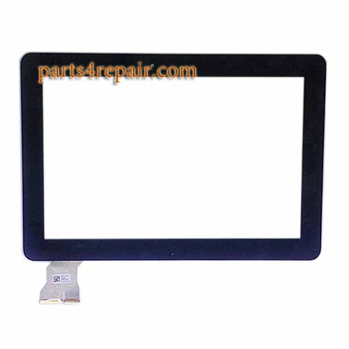 Touch Screen Digitizer for Asus Transformer Pad TF103C/K010 -Black