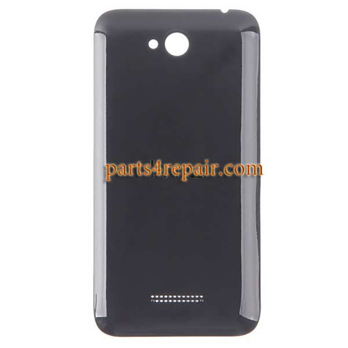 Back Cover for HTC Desire 616 Dual SIM -Black