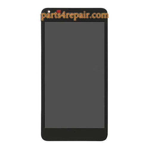 Complete Screen Assembly with Bezel for Microsoft Lumia 640 LTE