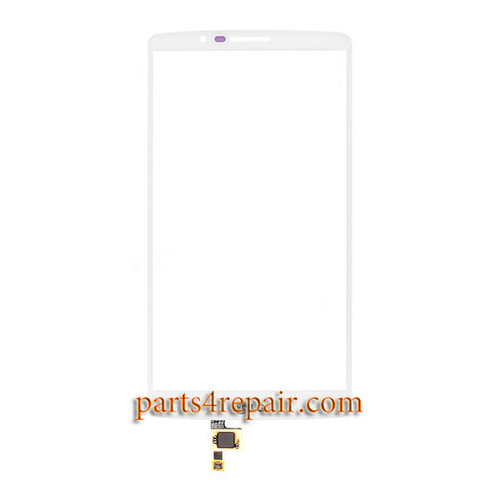 Touch Screen Digitizer for LG G3 Screen F490 -White
