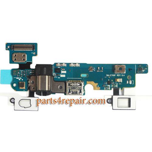 Dock Charging PCB Board for Samsung Galaxy E7 SM-E700F