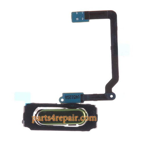 Home Button with Flex Cable for Samsung Galaxy S5 mini -Black