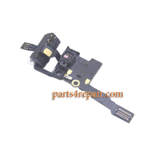 Earphone Jack Flex Cable for Huawei P8