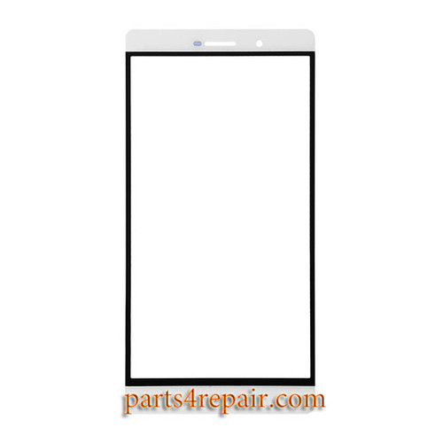 Front Glass for Huawei P8 Max -White