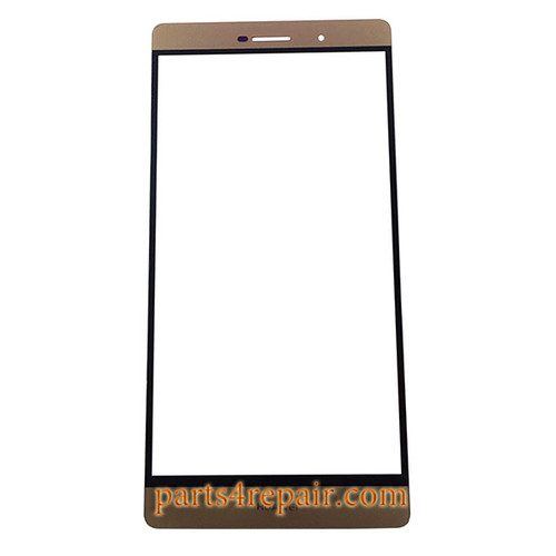 Front Glass for Huawei P8 Max -Gold
