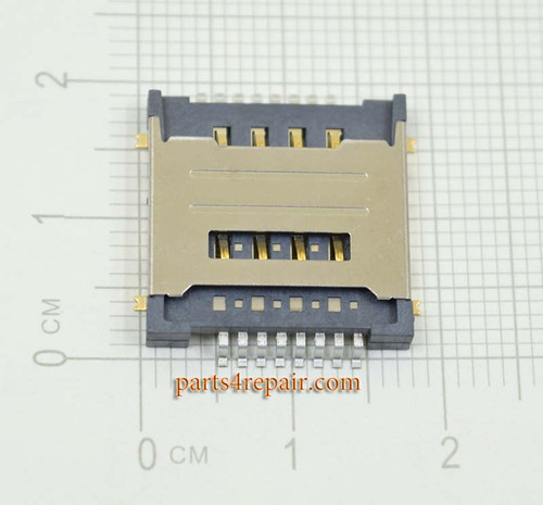 SIM Card Reader for Huawei Ascend Y330
