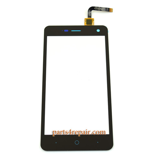 Touch Screen Digitizer for ZTE Blade L3 -Black