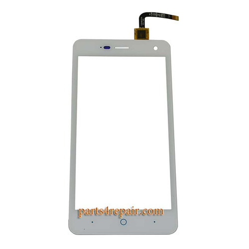 Touch Screen Digitizer for ZTE Blade L3 -White