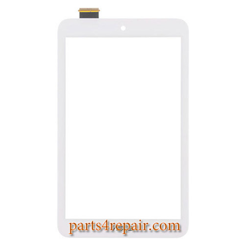 Touch Screen Digitizer for Asus Memo Pad 8 ME180A -White
