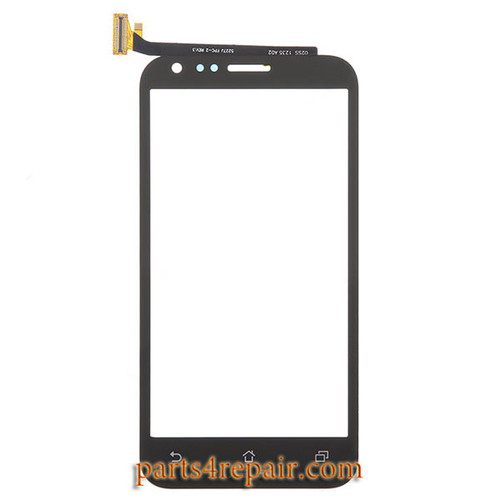 Touch Screen Digitizer for Asus Padfone 2 A68 -Black
