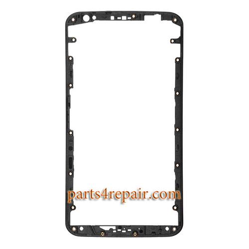 Front Bezel for Motorola Nexus 6