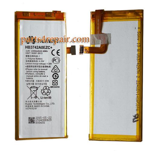 2200mAh Battery HB3742A0EZC+ for Huawei P8lite