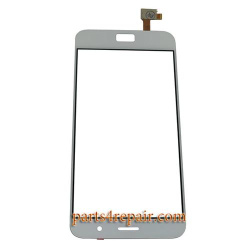 Touch Screen Digitizer for Lenovo ZUK Z1 -White