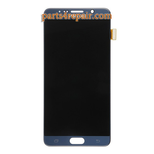 how to fix samsung galaxy note 5 black screen