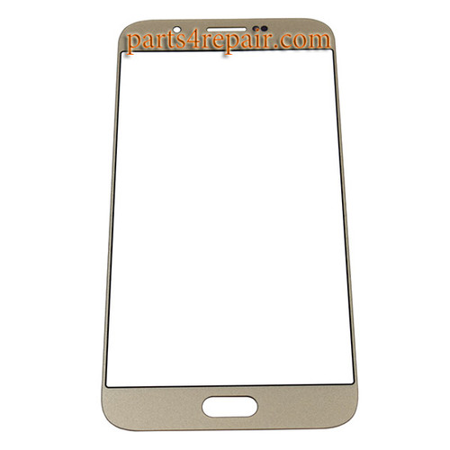 Front Glass OEM for Samsung Galaxy A8 SM-A800 -Gold