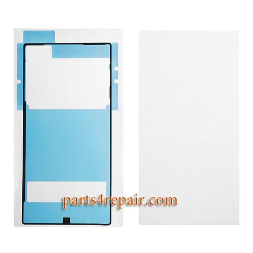 Battery Cover Adhesive Sticker for Sony Xperia Z5 E6653 E6683