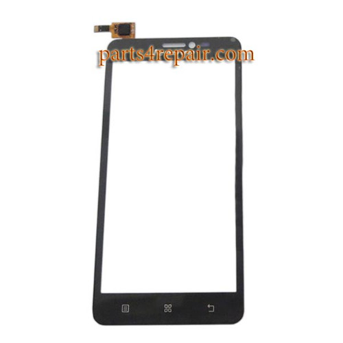 Touch Screen Digitizer for Lenovo S850 -Black