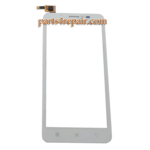 Touch Screen Digitizer for Lenovo S850 -White