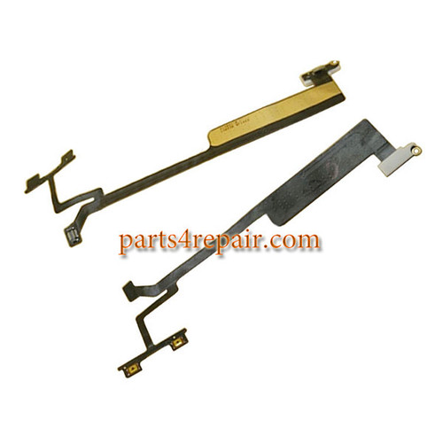 Volume Flex Cable for Oppo N3
