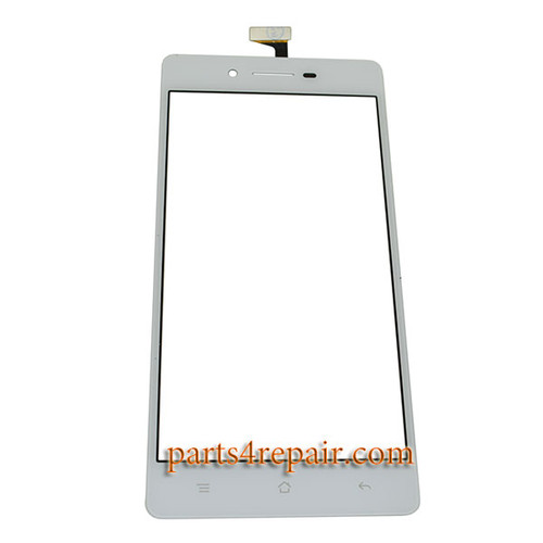 Touch Screen Digitizer for Oppo A33 -White