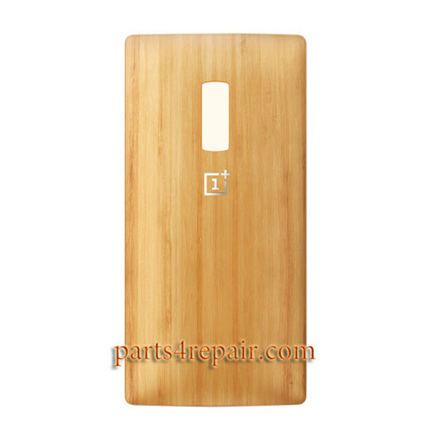 Back Cover for Oneplus 2 -Bamboo