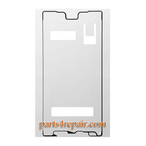 Front Housing Adhesive for Sony Xperia Z5 Premium