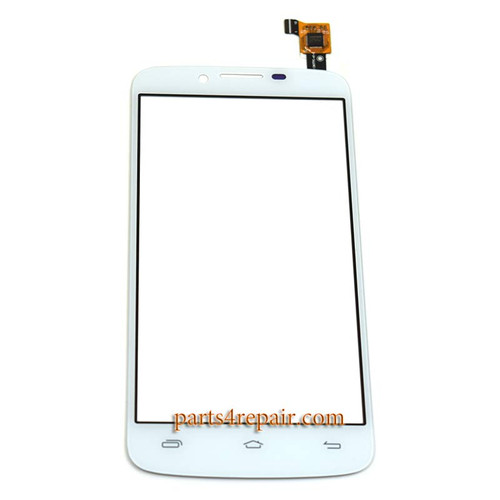 Touch Screen Digitizer for BQ Aquaris 5 HD -White