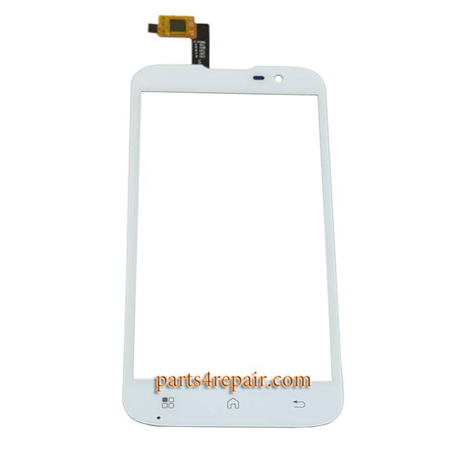 Touch Screen Digitizer for BQ Aquaris 5 -White