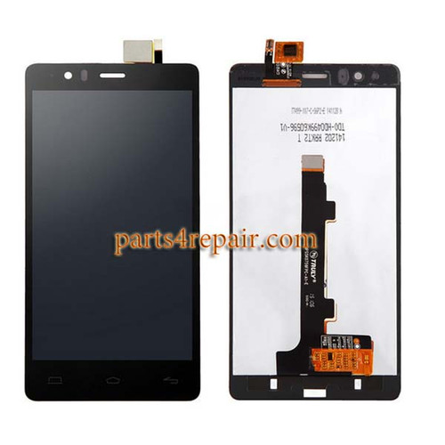 Complete Screen Assembly for BQ Aquaris E5 HD IPS5K0759FPC-A1-E