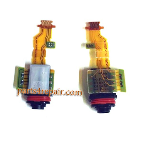 Earphone Jack Flex Cable for Sony Xperia Z5 Compact (Z5 mini)