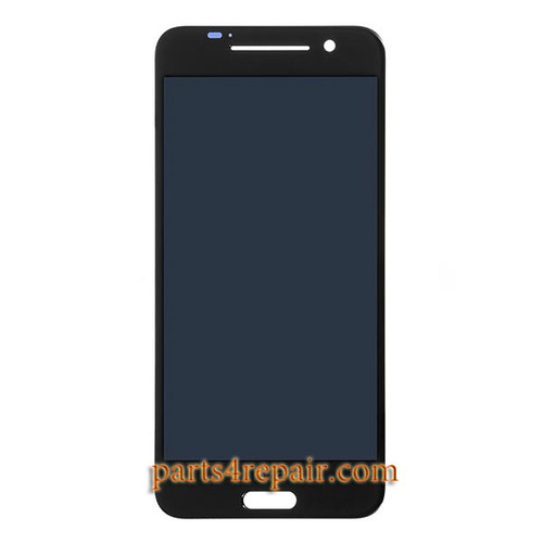 Complete Screen Assembly for HTC One A9 -Black