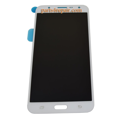 Complete Screen Assembly for Samsung Galaxy J7 All Versions -White