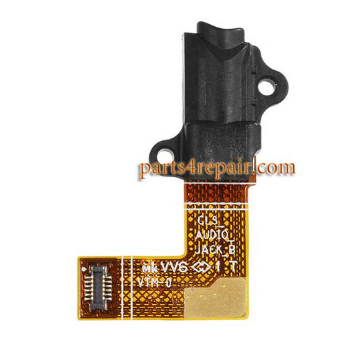 Earphone Jack Flex Cable for BlackBerry Classic Q20