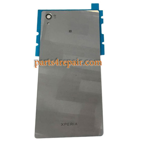 Back Cover OEM for Sony Xperia Z5 Premium (Mirror Surface) -Chrome