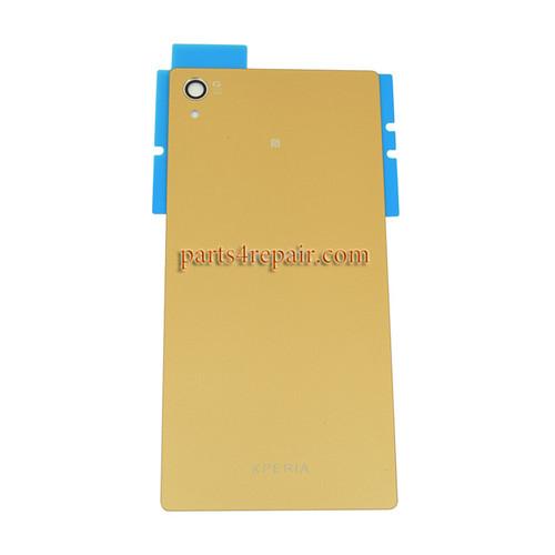 Back Cover OEM for Sony Xperia Z5 Premium -Gold