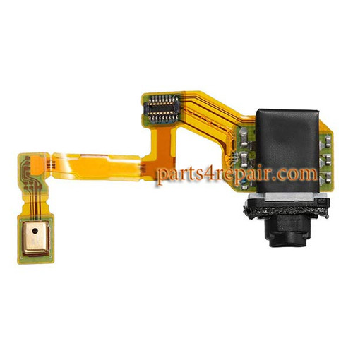 Earphone Jack Flex Cable for Sony Xperia Z5