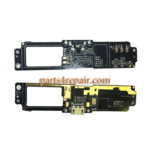 Dock Charging PCB Board for HTC One E9 E9+