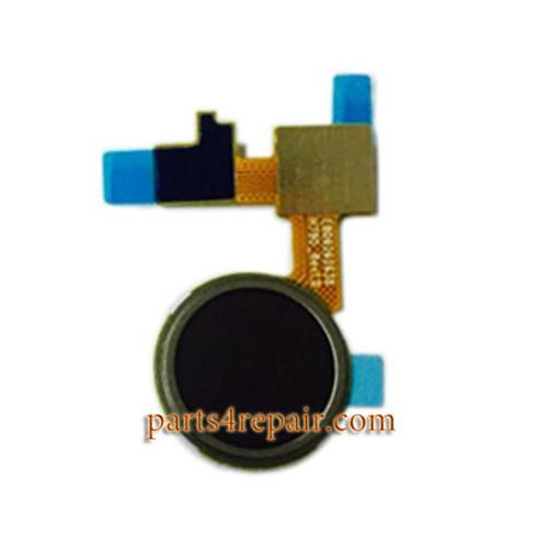 Fingerprint Button Flex Cable for LG Nexus 5X H790 H791 H798 -Black