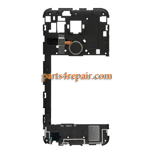 Rear Housing Cover for LG Nexus 5X H790 H791