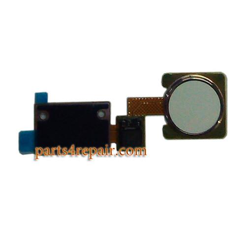Fingerprint Button Flex Cable for LG V10 H900 H901 VS990 -Gold