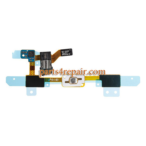 Home Button Flex Cable with Earphon Jack for Samsung Galaxy J5 All Versions
