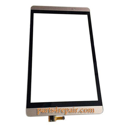 Touch Screen Digitizer for Huawei MediaPad M2 -Gold